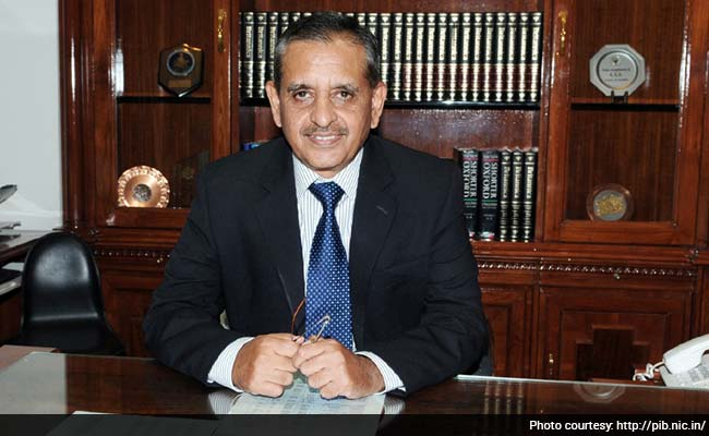 Former CBI Chief AP Singh Resigns from UPSC Post
