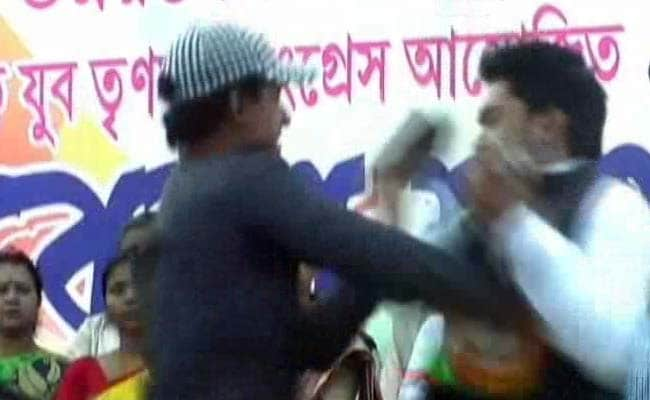 Mamata Banerjee's Nephew Abhishek Banerjee Slapped at Public Meeting