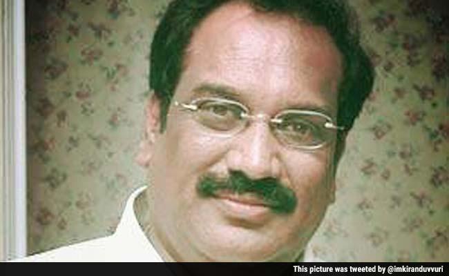 Telugu Actor Ahuti Prasad Dies