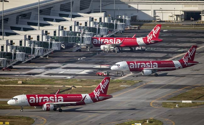 AirAsia's Surabaya-Singapore Flight Suspended
