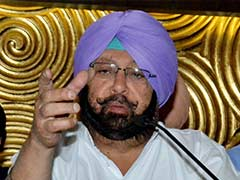 Punjab Congress Reshuffle is High Command's Prerogative: Captain Amarinder Singh