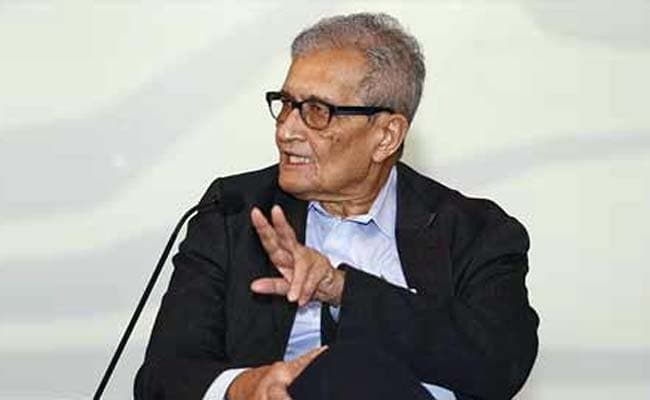 Government Neglecting Education, Healthcare: Amartya Sen