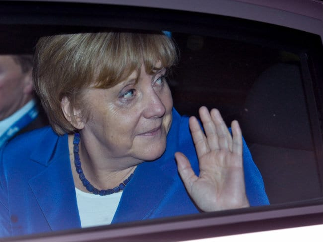 Want Greece to Stay in Eurozone: German Chancellor Angela Merkel