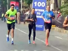 Over 40,000 Mumbaikars Run for Charity in 12th Standard Chartered Mumbai Marathon