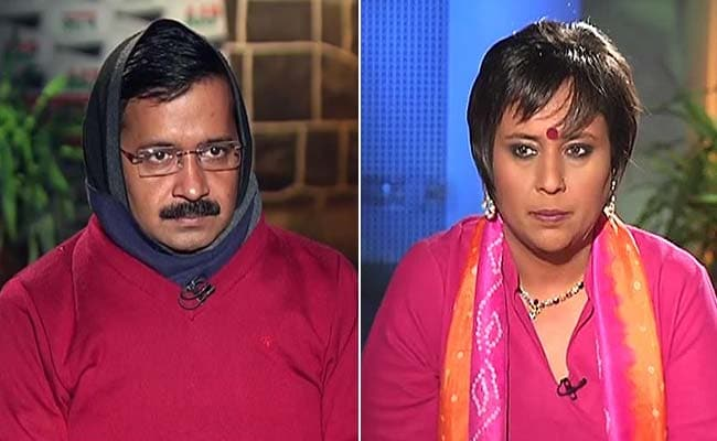 'Delhi, Do I Look Like a Naxal?' Arvind Kejriwal Takes on PM Narendra Modi