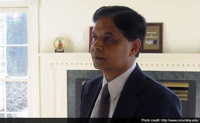 Arvind Panagariya to Take Charge as NITI Aayog Vice-Chairman on Monday
