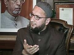 Lawmaker Asaduddin Owaisi Questions Highest Honours for BJP Patriarchs Atal Bihari Vajpayee and LK Advani