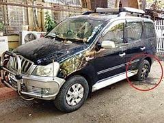 Miscreant Sets Billiards Champion's Car Tyre on Fire in Mumbai