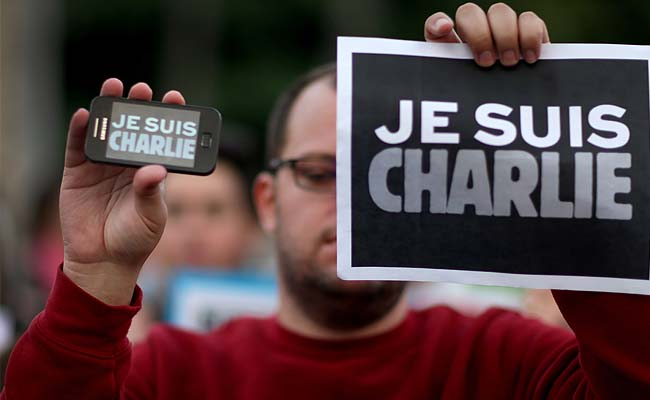 #JeSuisCharlie Tweeted More Than 5 Million Times