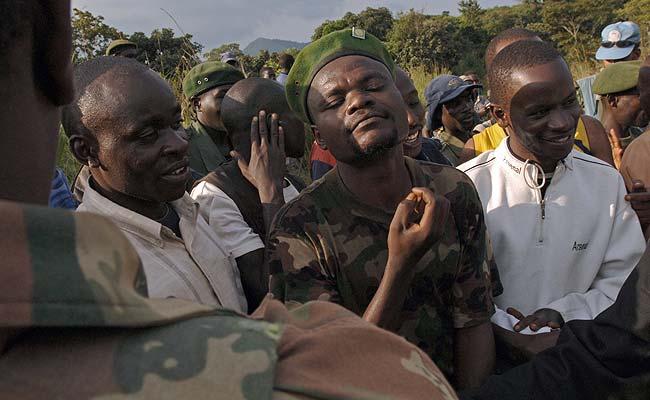 UN Troops Prepare Offensive Against DR Congo Rebels