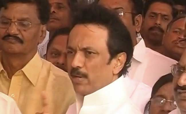 Not Eyeing DMK's General Secretary Post, Insists Heir-Apparent MK Stalin