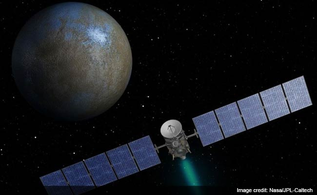 NASA's Dawn Spacecraft Begins Approach to Dwarf Planet Ceres