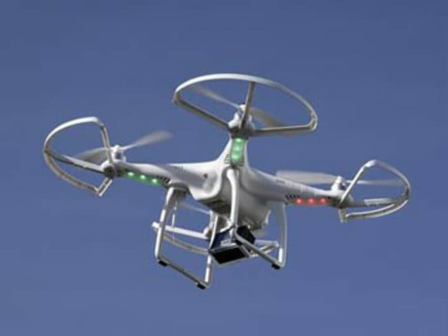 Drones Swoop Into Electronics Show as Interest Surges