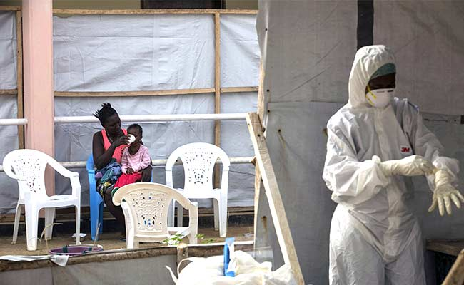 Ebola Global Cases Top 20,000: WHO