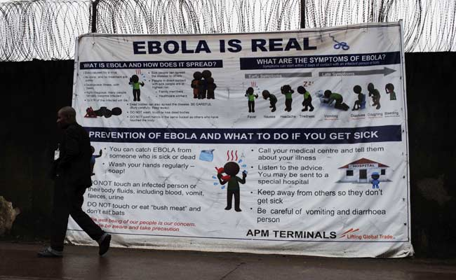South Korean Flown to Germany for Ebola Treatment