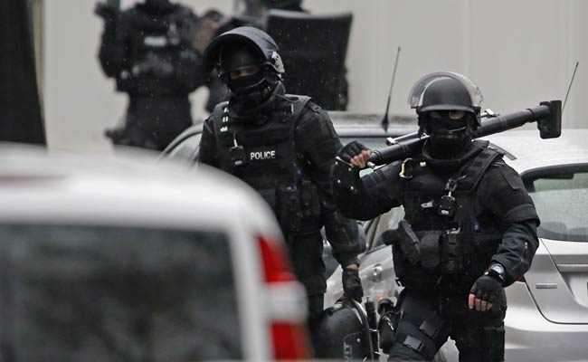 Armed Gendarmes Swoop on Villages in Hunt for Charlie Hebdo Attackers