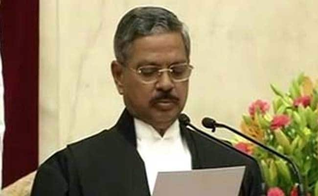 'PM Modi Is A Good Man', Says Chief Justice of India