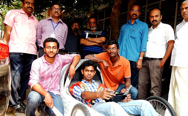 Worried About Fuel Costs? Kerala Students Develop 200-KM-a-Litre Vehicle