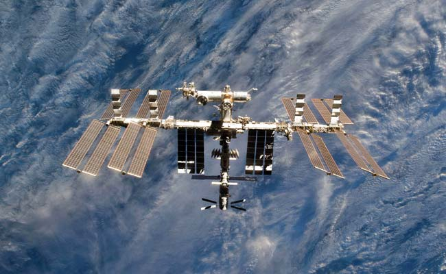 Astronauts Take Shelter After Alarm at International Space Station