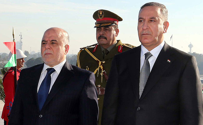 Iraq PM Criticises 'Slowness' of Coalition Support for Army