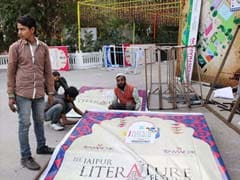 Slice of Art at Jaipur Literature Festival