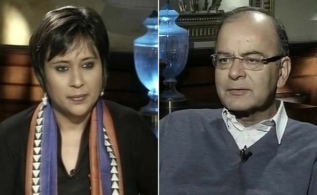 Not Chasing TRPs With Big Bang Budget, Finance Minister to NDTV