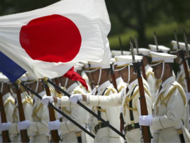 Japan Approves Record US $42 Billion Military Budget to Counter China's Rise