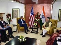 Prime Minister Modi, John Kerry Pay Tribute to Paris Terror Victims