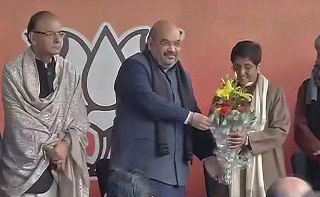 Kiran Bedi on Why She Joined the BJP: Top 5 Quotes