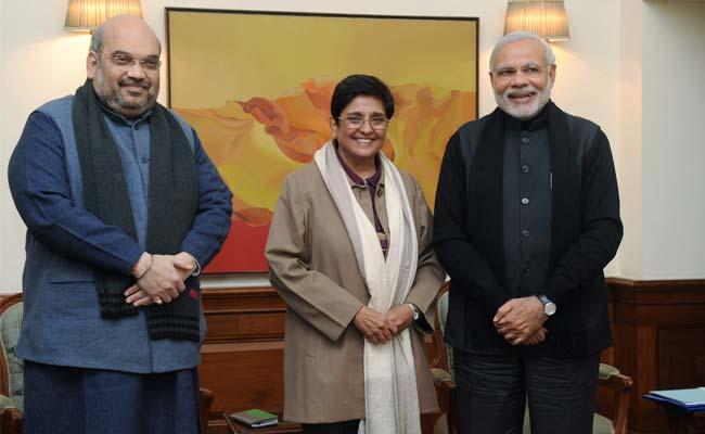 BJP Hasn't Declared Any Delhi Candidate. Except Kiran Bedi.