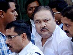 Saradha Chit Fund Scam: Court Extends Judicial Custody Of Madan Mitra