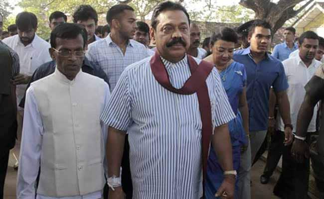 Mahinda Rajapakse 'Pressed' Army After Sri Lanka Poll Defeat: Government