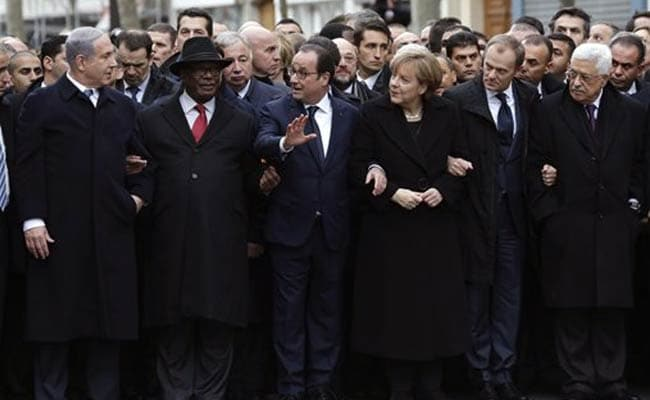 Mali's President Recalls French Help Against Insurgency at Paris Rally