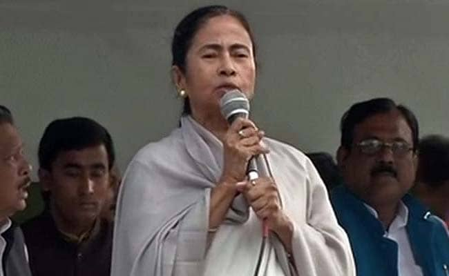 Fire at TMC Office in Bengal on Foundation Day