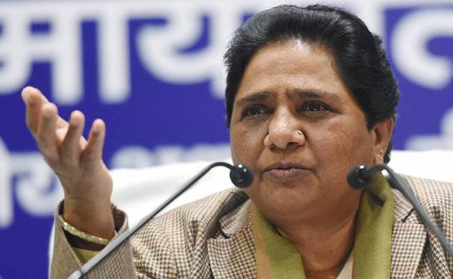 Mayawati Kicks Off Her Party's Poll Campaign in Delhi, Says Will Contest All 70 Seats