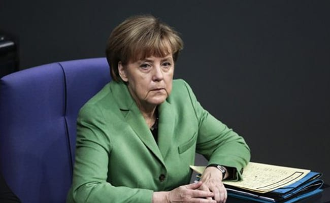 No Chance for Vladimir Putin to be Invited to G7 Summit: Angela Merkel