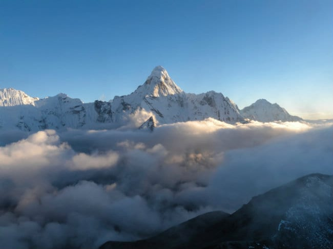 7 Nepalese Women Scale Highest Peaks on All 7 Continents