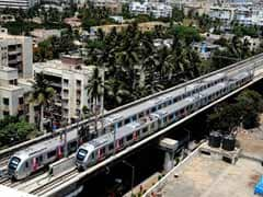 Technical Snag Leaves Mumbai Metro Commuters Stranded During Peak Hour