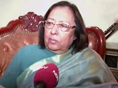 BJP Will Get Comfortable Majority in Bihar Polls: Union Minister Najma Heptulla