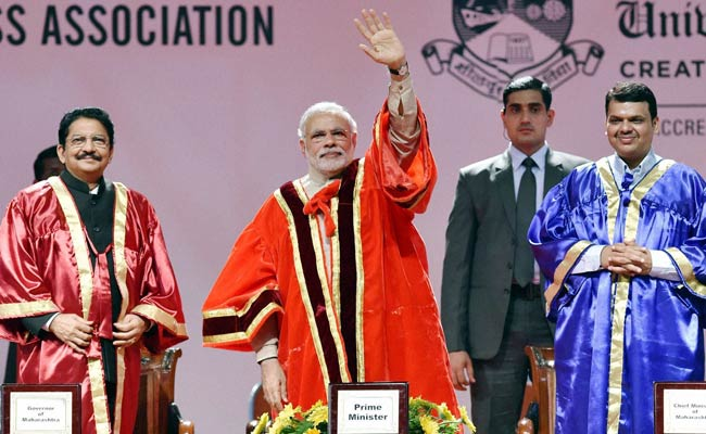PM Modi Calls for Revival of 'Romance of Science' in Society