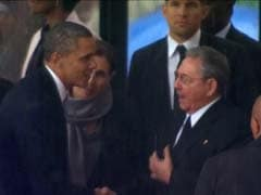 Barack Obama and Cuban President Raul Castro to Break Cold War Ice in Person