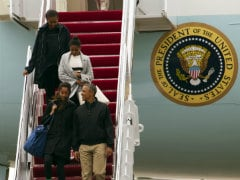 Barack Obama's Daughters Sasha, and Malia Not to Accompany Him During India Visit