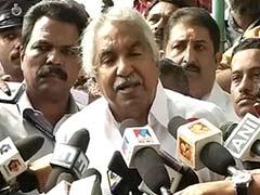 Kerala Solar Scam: BJP Demands Resignation of Oommen Chandy