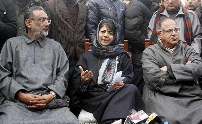 Thanks, But No Thanks, PDP Tells Omar Abdullah, Rejecting His Support in Jammu and Kashmir