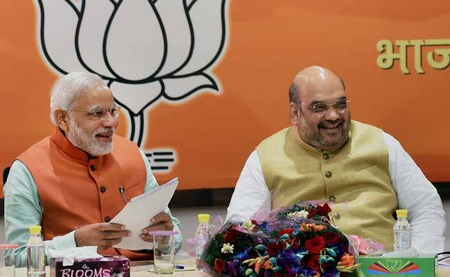 PM Modi's Face, Amit Shah's Strategy: BJP's Delhi Formula Follows Template