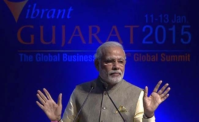 PM Narendra Modi's Top 10 Quotes at Vibrant Gujarat Summit