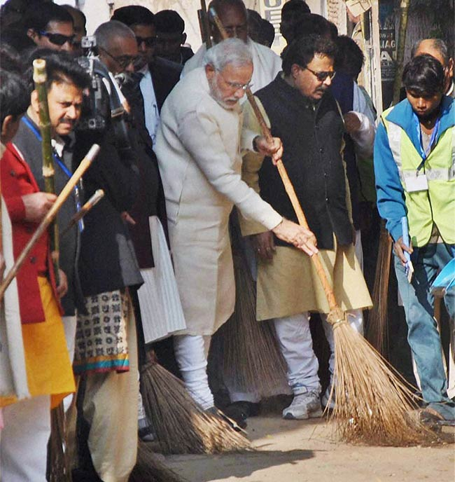 USAID, Gates Foundation to Support Swachh Bharat Campaign