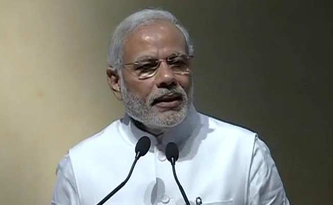 5 Quotes From PM Narendra Modi's Speech to Non-Resident Indians