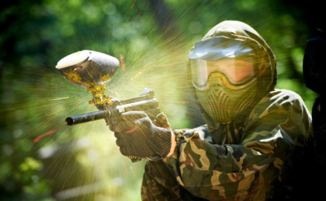 Nearly 10,000 Apply for Human Paintball Bullet Tester Job