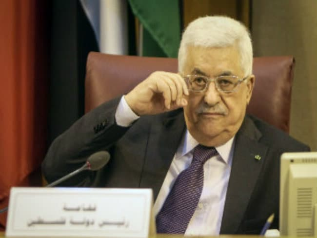Palestinian President Signs Onto International Criminal Court after UN Loss